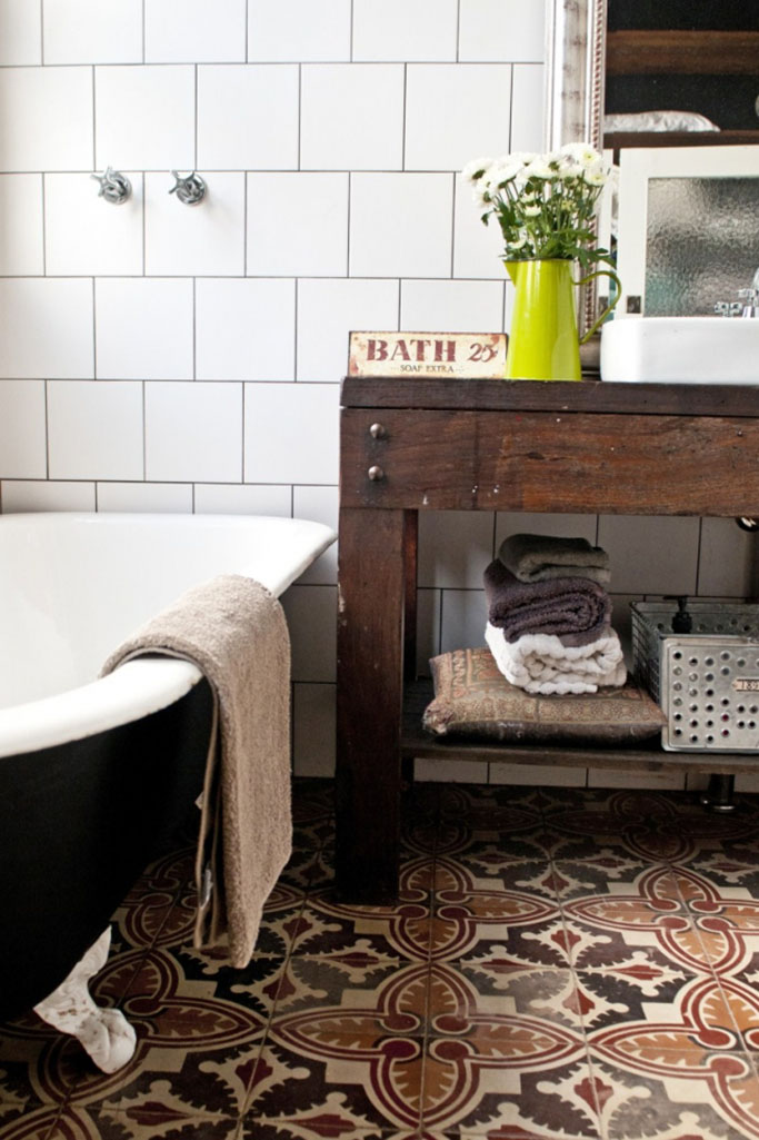 The 2015 bathroom trends tile mountain for New bathroom tile trends