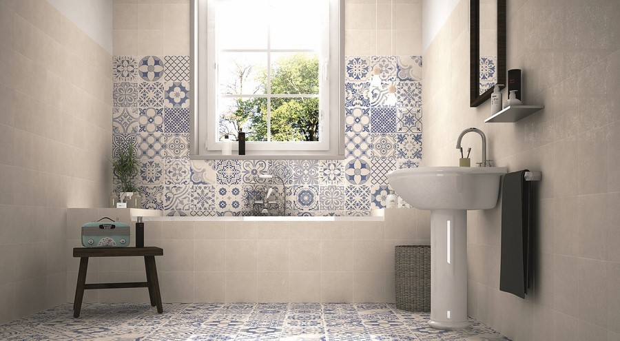 5 creative bathroom tile ideas tile mountain
