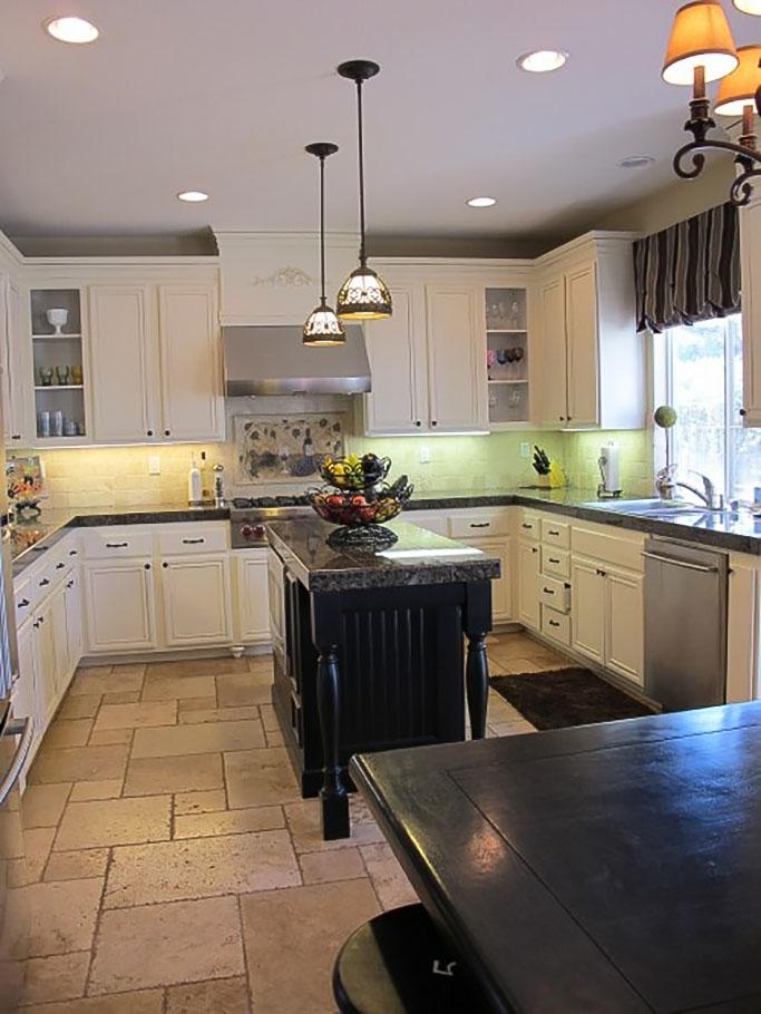 Modular Kitchen Tiles : Laying Modular Pattern Tiles - Tile Mountain