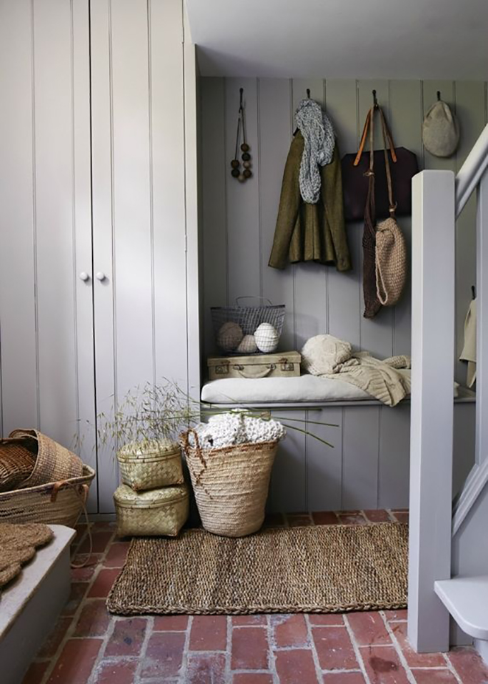 Kimberly duran Mudroom floor