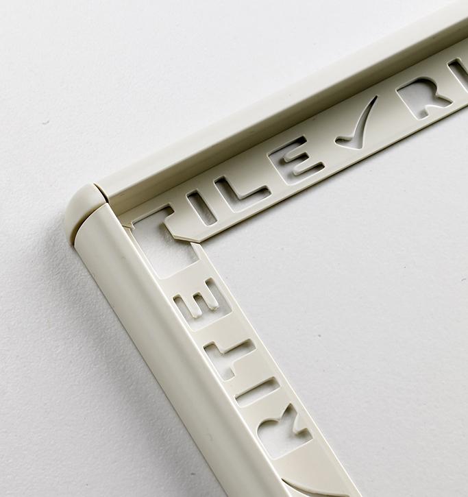 Chrome Tile Trim How to Finish Tile Edges and Corners - Tile Mountain