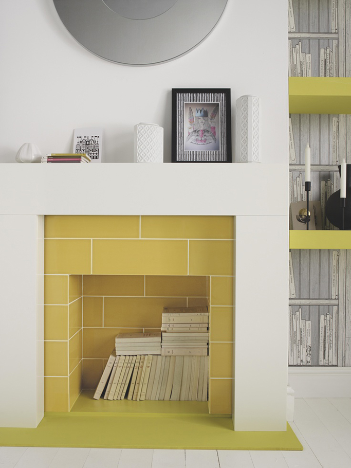 Tile Inspiration For Fireplaces Tile Mountain