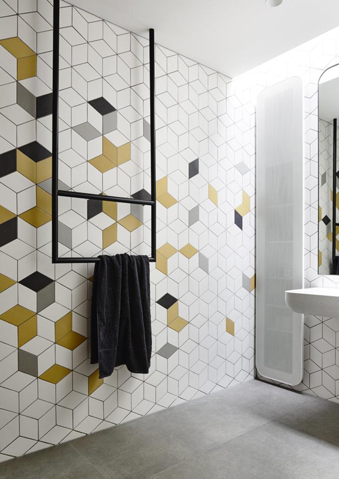Geometric Tiles Tile Mountain