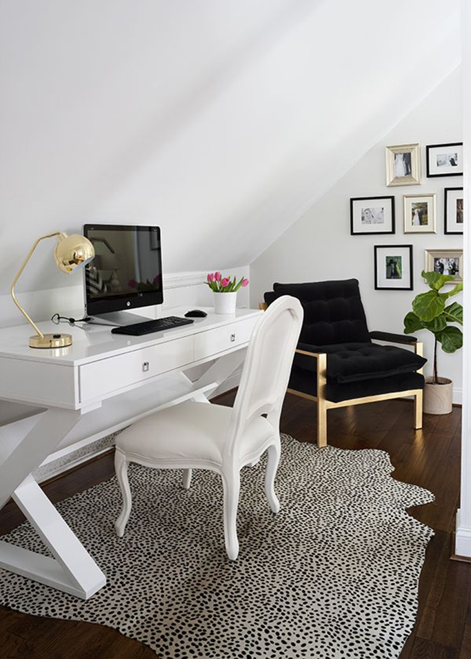 how to carve out a home office tile mountain