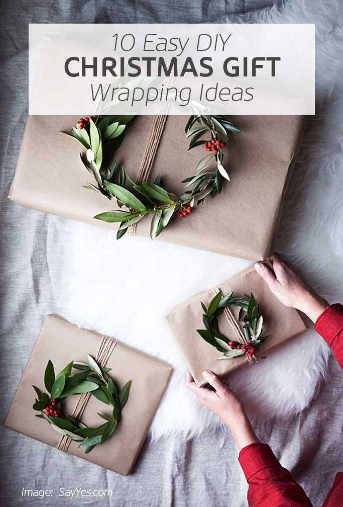 10-easy-diy-christmas-gift-wrapping-ideas