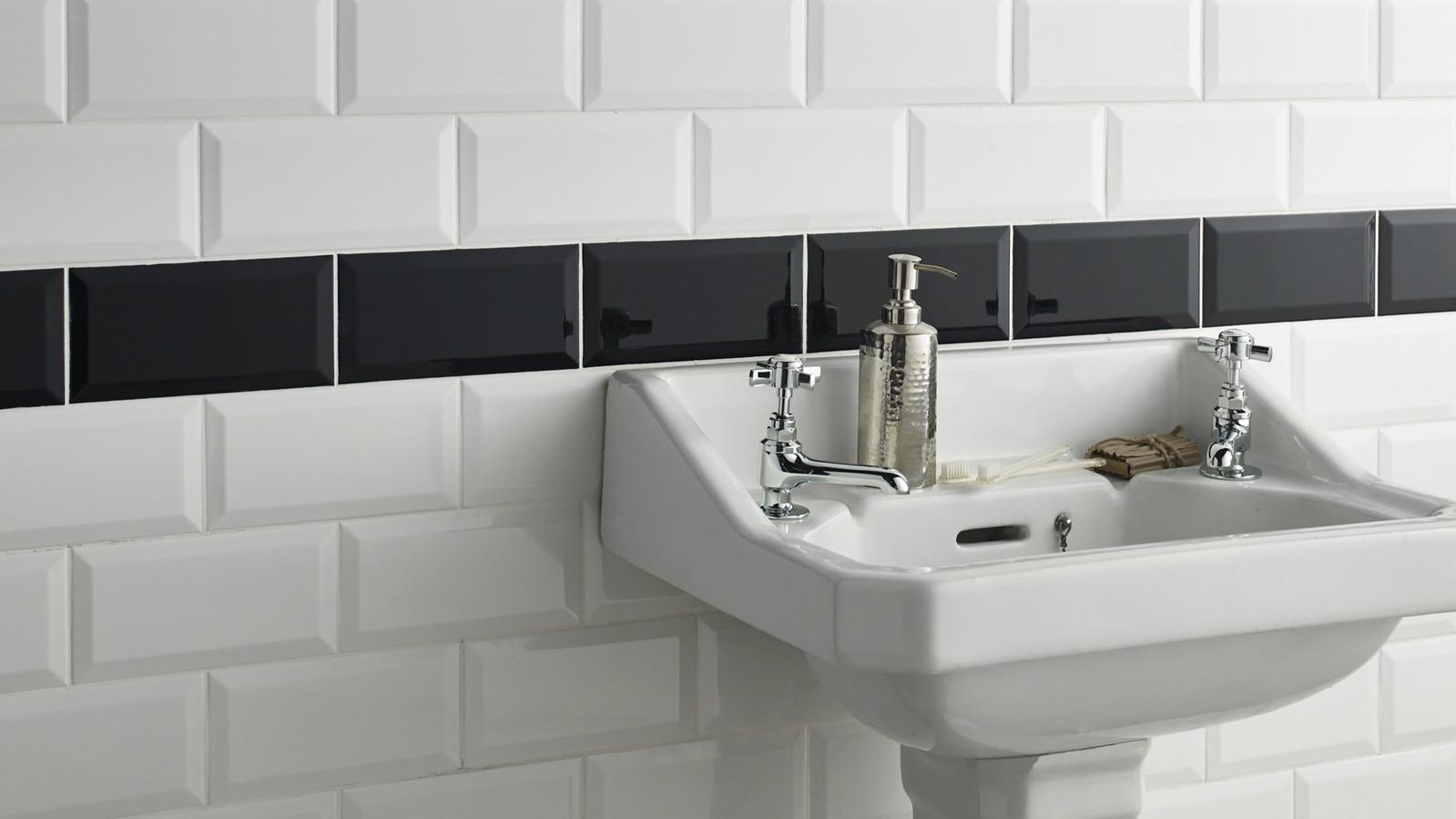The perfect tiles for a scandinavian style bathroom tile Perfect tiles