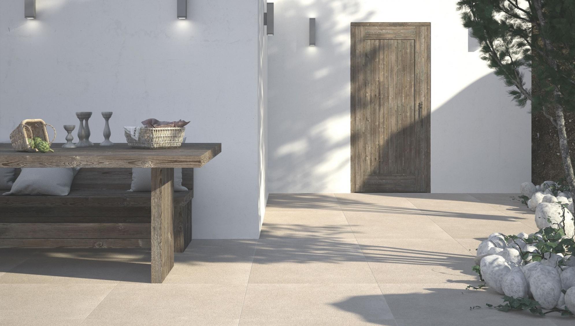 how to use tiles in the garden - tile mountain