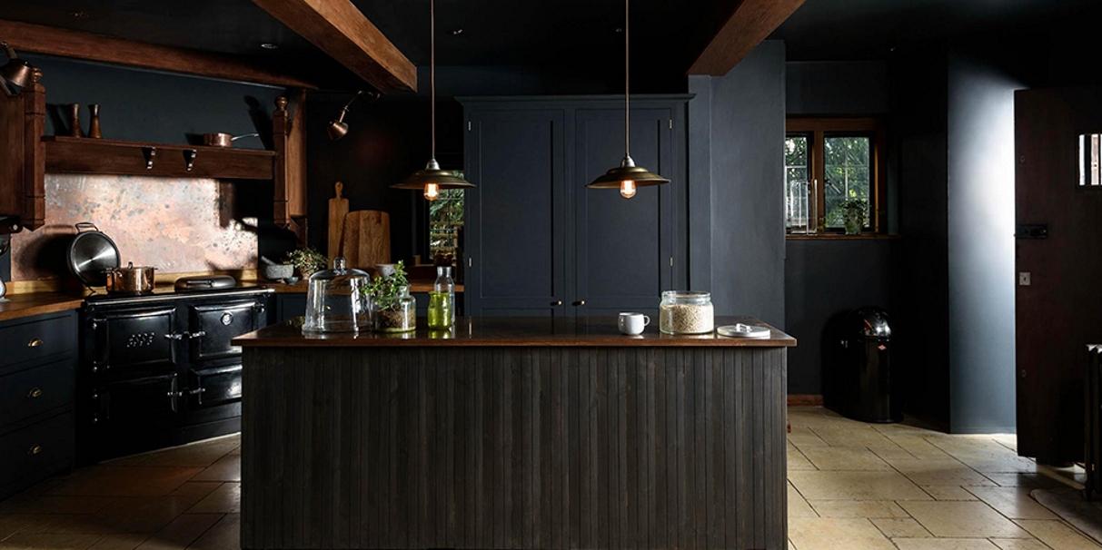 Trend Watch Dark Kitchens Tile Mountain