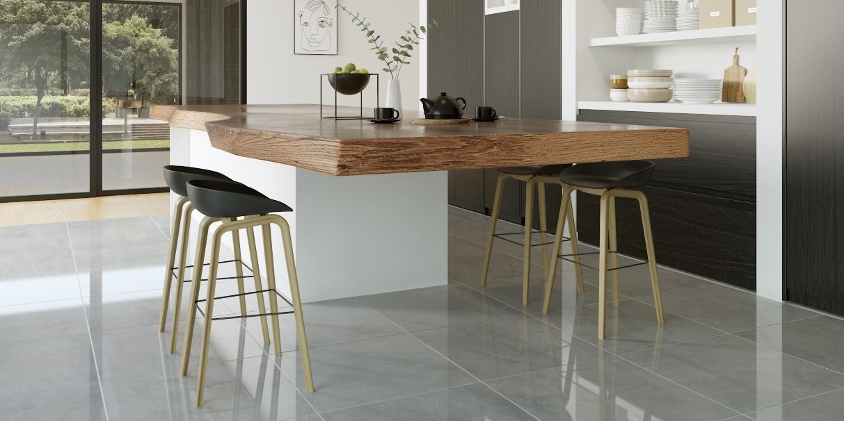 Inspirational Ideas For Open Plan Kitchens Tile Mountain