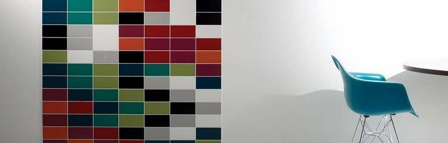 Tiles By Colours