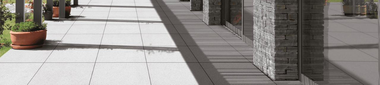 Granite White Outdoor Slab