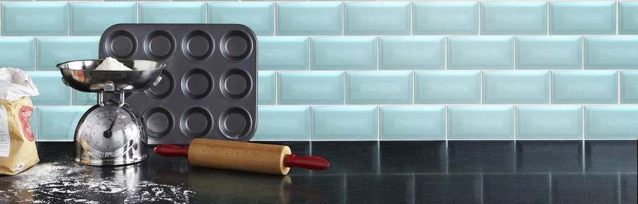Blue Metro Tiles