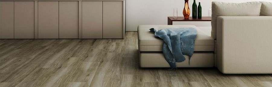 Wood Floor Effect