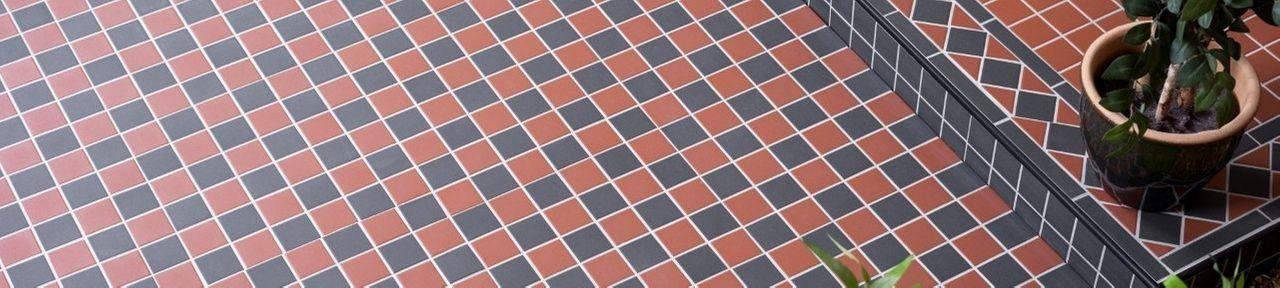 Garden Path Tiles