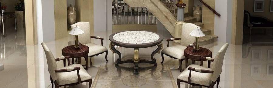 Cream Kitchen Floor Tiles