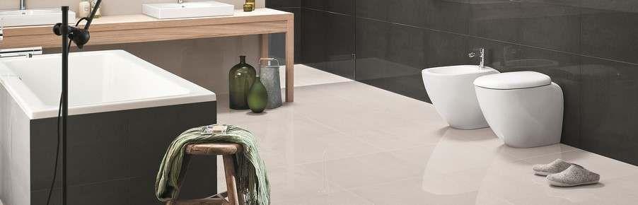 Cream Floor Tiles