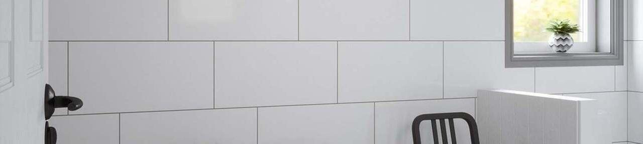 Extreme White Tiles