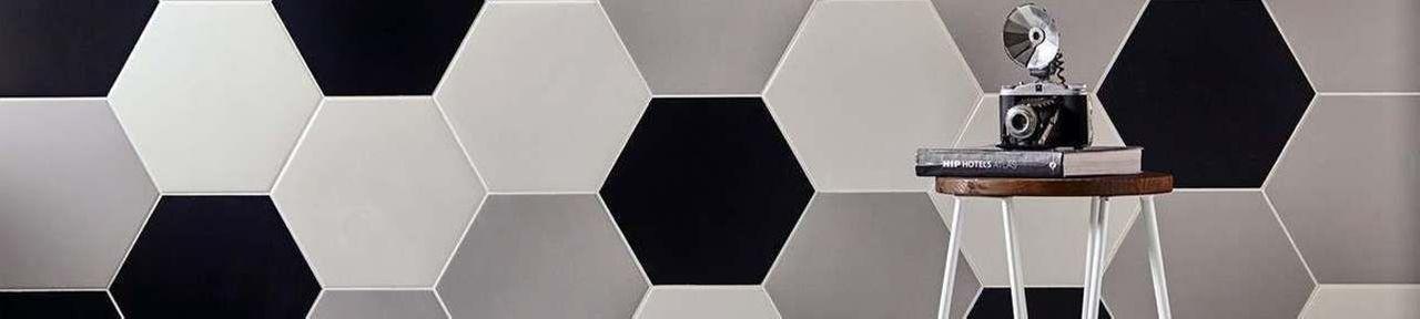 Apollo Hexagon Tiles