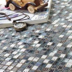 Glass & Stone Mix