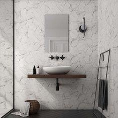 Hexagon Carrara