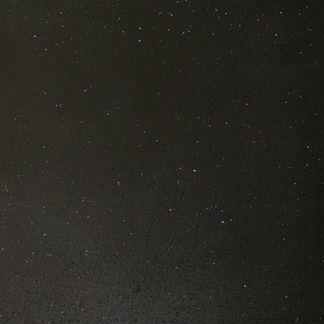 Quartz Stone Midnight Black Floor Tile