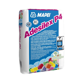 Adesilex P4 Grey Floor Adhesive 20kg