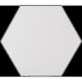 Apollo Hexagon White
