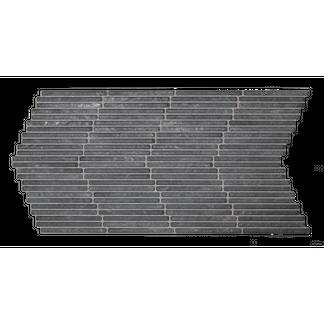 Coda Black Decor Tiles