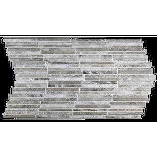 Coda Steel Decor Tiles
