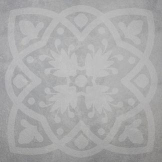Concretia Grey Decor Outdoor Slab Tiles
