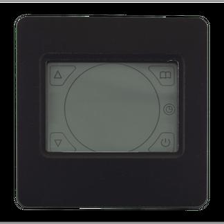 Eze Touchscreen Thermostat Black