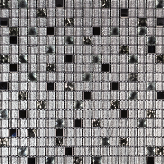 Gemstone Amarillo Glass Mosaic 300x300