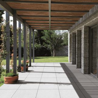 Granite White Outdoor Slab Tiles