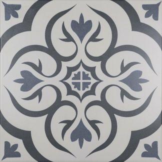 Harrogate Pattern Porcelain Floor Tiles