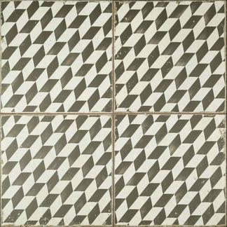 Metropolis Geometric Wall and Floor Tiles