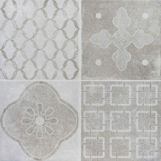 Moliere Decor Mix Floor Tiles