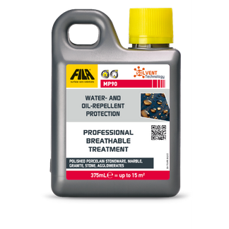 MP 90 - 375 ml - Water and Oil Repellent Protection