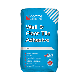 Norcros Ceramic Wall and Floor Adhesive