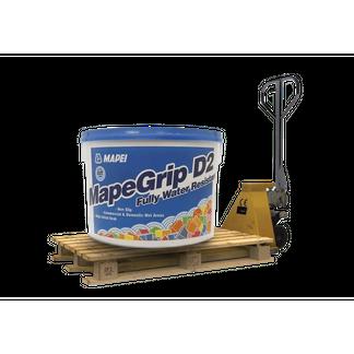 Mapegrip D2 Ready Mix Adhesive 15kg Pallet Deal- 48 Tubs