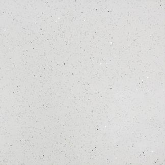 Quartz Stone Snow White Floor Tile