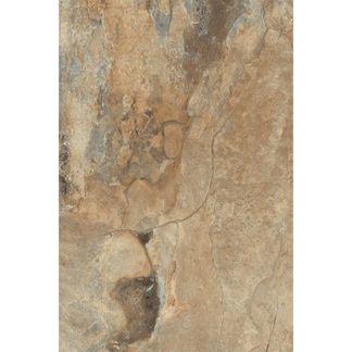 Keystone Brown Matte Slate Effect Tile