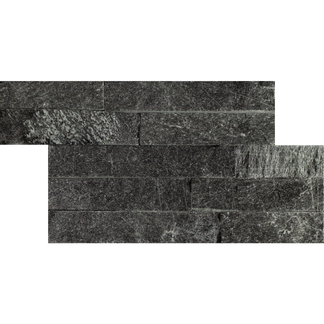Sparkle Black Split Face Mosaic
