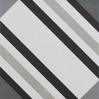 Swing Decor Night & Day Stripe Wall and Floor Tiles