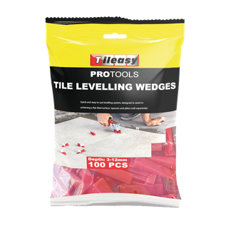 Tile Levelling Wedges - 100 per pack