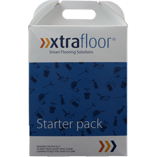 Xtrafloor Vinyl Starter Kit
