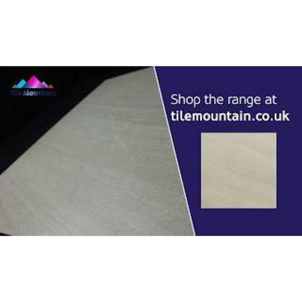 Inverno Grey Marble Effect Rectified Floor Tiles