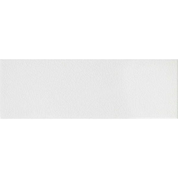 Crackle Glaze White Chapel XL Wall Tiles