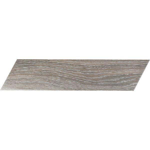 Chevron Wood Walnut Wall and Floor Tiles