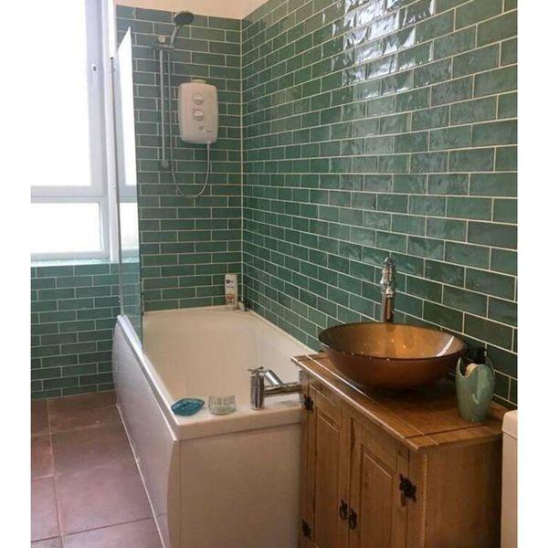 Village Emerald Green Wall Tiles