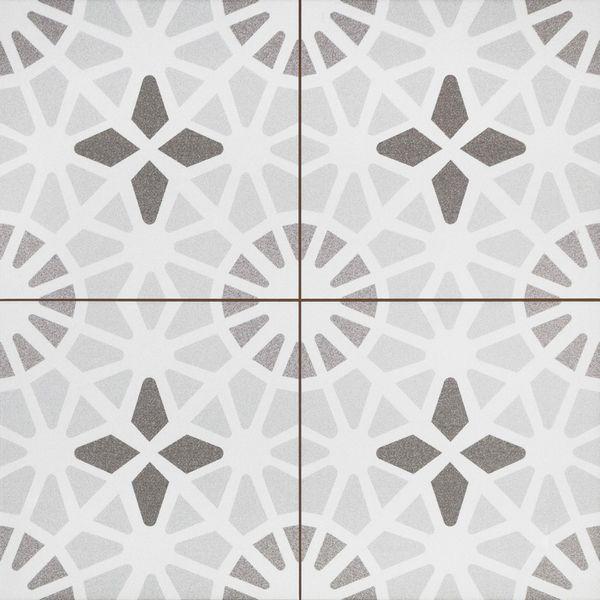 Adele Cloud Grey Floor Tile